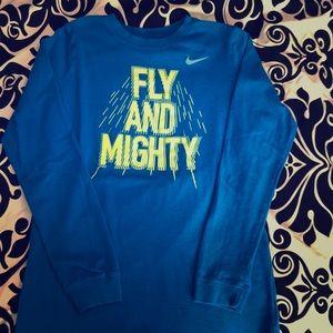 Nike Shirts & Tops - Nike long sleeve t shirt